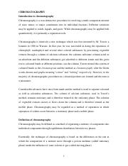 CHE 426 NOTES Chrometography 2.pdf