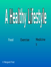 151-healthy-lifestyle.ppt