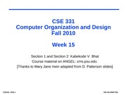 cse331-week15sp10