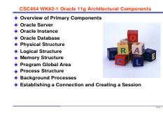CSC454 WK#2-1 Oracle11g Architecture.pdf