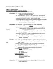 Microbiology Study Guide Exam 1 Ch.2.docx