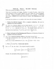 Exam Solutions (39)