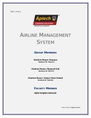 Airline Management System.docx