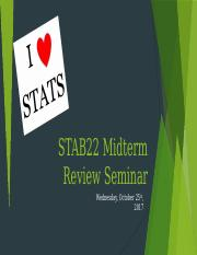 STAB22_Midterm_Review_Seminar_October2017.pptx