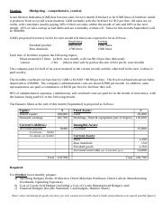 Accounting Management Homework2