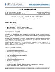 sample-professional-resume