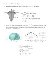 Math 401 Chapter 6 Review Summer 2011 - Solutions.pdf