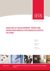 Development trend and Operation Models in China