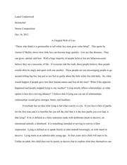 rough draft for research paper