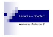 Lecture4__8211_Chapter1