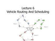 Lecture 6_Vehicle Routing and Scheduling