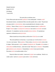 Spanish Story Chapter 5