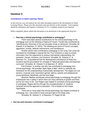 Kimberly MIller_SLS 3130-5 Principles and Applications of Adult Learning - 5_ Handout 3 - Contributo