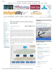 Electrical Network Communication Systems and Protocols _ Intelligent Utility.pdf