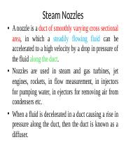 Steam Nozzles ppt.ppt
