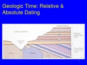 Lecture_7_Geologic Time