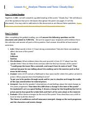 Lesson 4 Cloudy Day Guided Reading.docx
