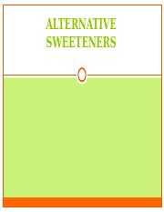 5 Alternative Sweeteners-2