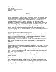 Legal environment of business- chapter 7.docx
