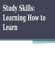 2. Learning how to learn.ppt