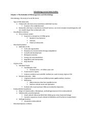 Microbiology Lecture Notes Outline.docx