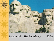 310_Note_Pages_Lecture_18_ Presidency