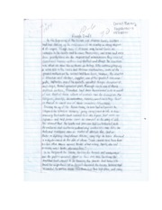 Brit. Lit.-Greece Essay (Rough Draft)