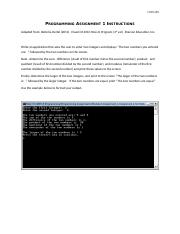 CSIS209_Programming_Assignment_1_Instructions.docx