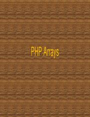 11_PHP_Arrays