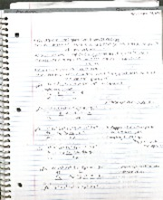 Gen Chem Notes 11-1-11