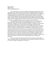 HIST104 Historical Thinking 1-3.docx
