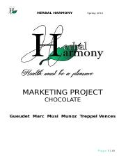 Herbal-Harmony-Marketing-Project-4
