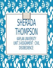 Sherada Thompson-Legal Philosophy-Unit 3 Assignment.pptx