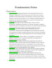 Frankenstein Notes.docx
