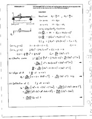 1047_Mechanics Homework Mechanics of Materials Solution