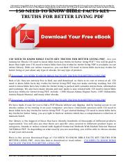 150 need to know bible facts key truths for better living.pdf