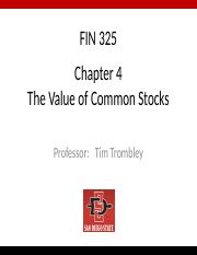 FIN 325 - Chapter4 - student(1).pptx