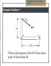 Chapter 1.3 Sample Problems