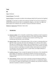 Ethics conclusion essay