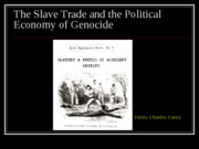 3 -The Political Economy of the Slave Trade