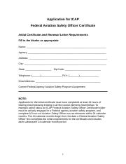 ApplicationICAPSafetyOfficerCertificate.doc