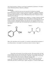 lab 5 acid base extractions Orgo lab: base/base extraction the key to the problem is that naphthalene is neither an acid nor a base 2-naphthol is a weak acid.