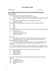 20A Posted First Midterm Study guide