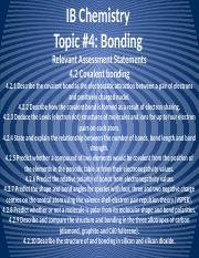 b-Lecture Note 4.2 Covalent Bonding