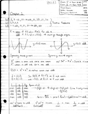 MATH 1231 Introduction Notes