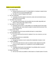 BCOR 2010 Midterm study guide
