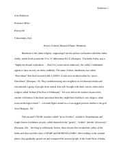Honors Contract History Paper.docx