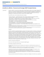 arcelik_a_s_arclk_financial_and_strategic
