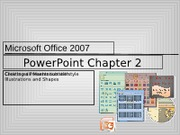 PowerPoint Chapter 2