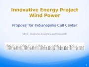 Innovative Energy Project